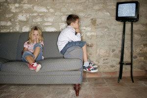 Дети и телевизор