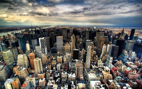 Есть ли шансы быть здоровым, если в городе живешь?
