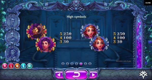 Игровой автомат Beauty and the Beast - испытайте удачу в онлайн казино Вулкан Платинум