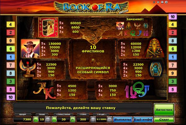 Игровой автомат бук оф ра делюкс играть бесплатно без регистрации в GMSDeluxe казино