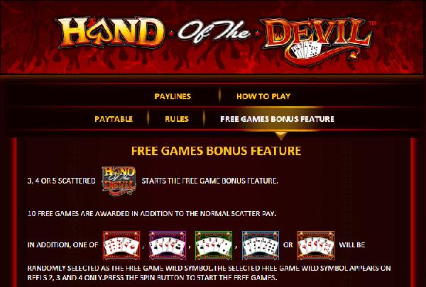 Игровой автомат Hand of the Devil - незабываемые выигрыши для игроков казино Вулкан Вегас