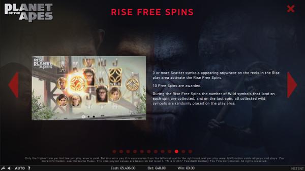 Игровой автомат Planet of the Apes - за чудесными выигрышами в казино Anonymous