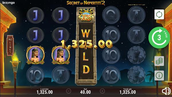 Игровой автомат Secret of Nefertiti 2 - играть на смартфоне, скачать Вулкан казино