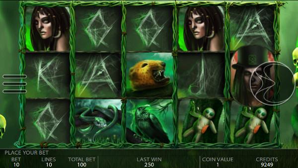 Игровой автомат Voodoo - регулярно выигрывай в онлайн казино Вулкан