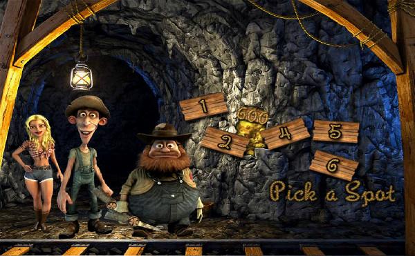 Игровой слот Gold Diggers - в Вулкан казино на деньги участвуй в золотой лихорадке