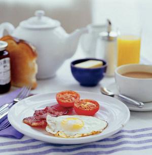 Принципы рационального завтрака