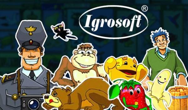 В лучшие игровые автоматы от Игрософт играть на сайте Азино 777