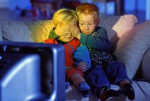 Воздействие телевидения на ребенка