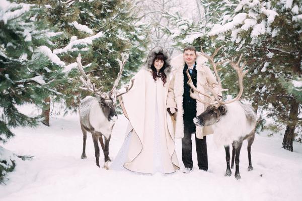 Зимняя свадьба: за и против